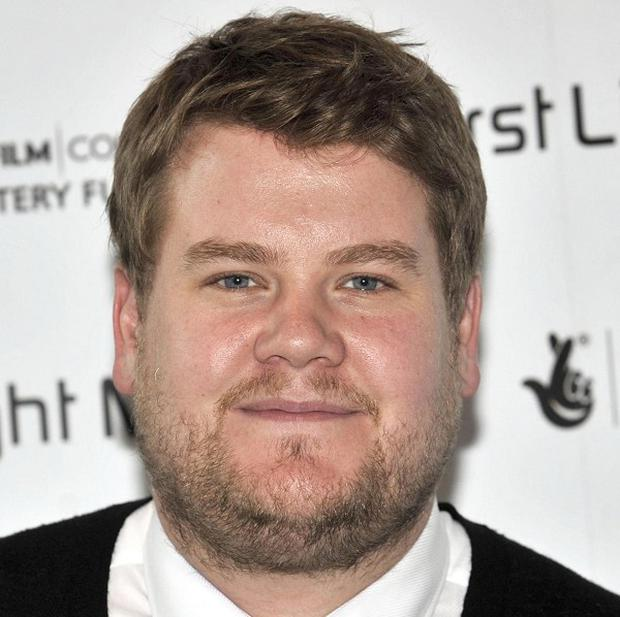 James Corden and Dizzee Rascal topped the charts.