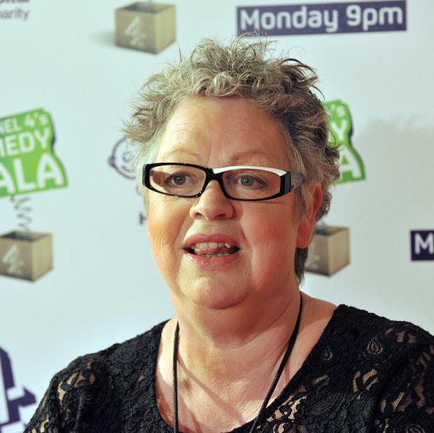 TV Book Club presenter Jo Brand