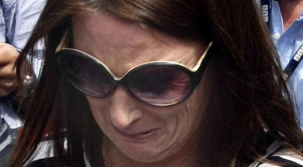 Pauline Koupparis, the mother of two twin baby girls who were mauled by a fox at their home in Homerton, east London