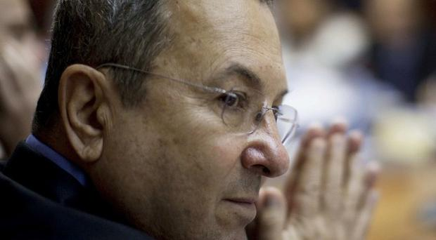 Israeli Defense Minister Ehud Barak has called off a trip to Paris. (AP)