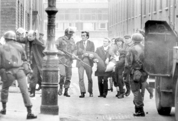 Bloody Sunday: Up to 20 soldiers still face being formally questioned by police for alleged murder, attempted murder or criminal injury during the notorious incident