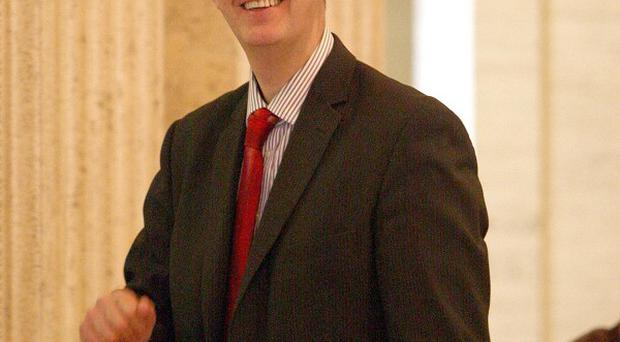 DUP Assembly member Edwin Poots is at loggerheads with Sinn Fein over local government reforms