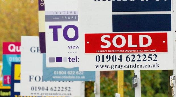 House prices have risen after the Government's Hips scheme was axed