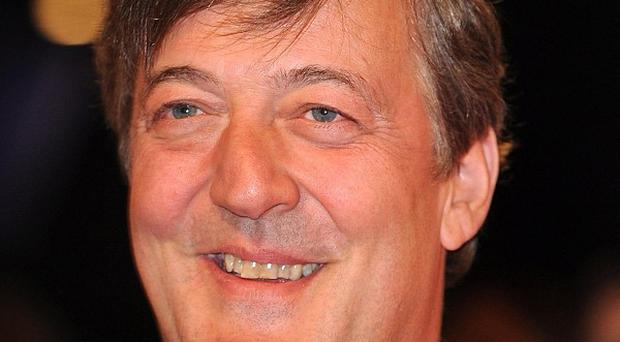 Stephen Fry has hit out at the 'infantilism' of British TV