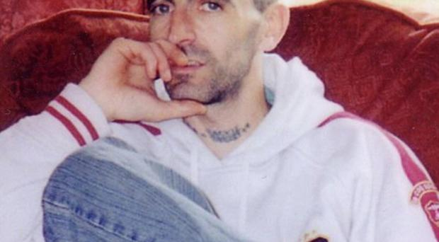 The funeral of taxi driver Darren Rewcastle is being held
