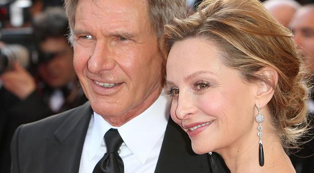 Harrison Ford and Calista Flockhart have finally got married