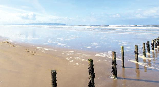 UTV presenter Lynda Bryans' ideal picture would be one of Portstewart Strand for our One Summer's Day competition