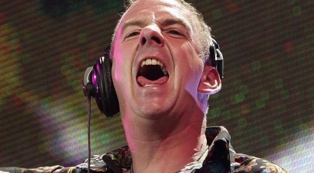 Norman Cook says it's easy to do gigs sober now