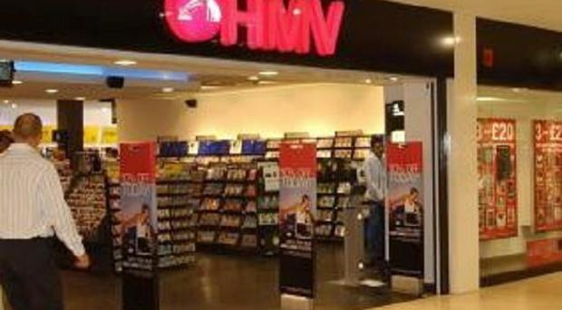 HMV has withdrawn 'Anyone But England' World Cup window displays following racist complaints