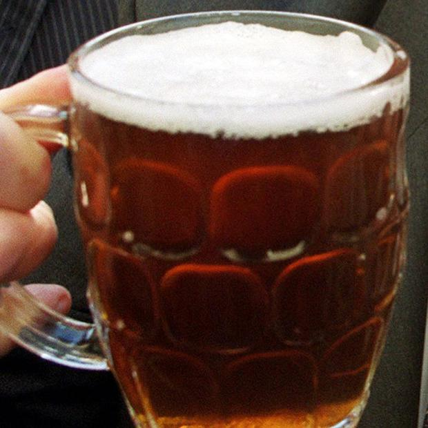 A study shows that people are unaware of the health benefits of beer