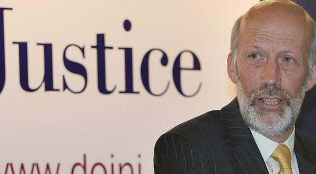 Justice Minister David Ford said not all victims can expect a Saville-style inquiry