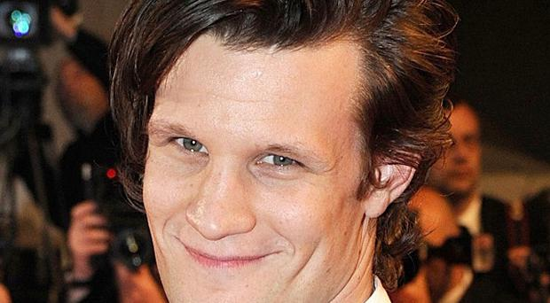 Matt Smith has become a big fan of Doctor Who