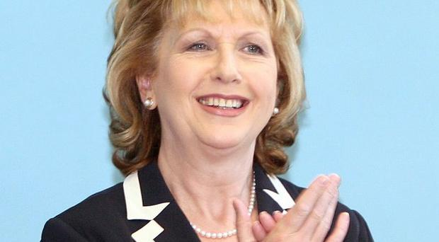 The government will advise President Mary McAleese of Judge Liam McKechnie's nomination