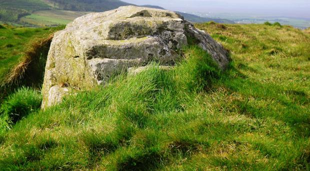Scenic: The spectacular slopes of Binevenagh