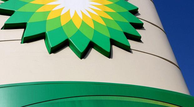 BP's shares have plunged to a 13-year low