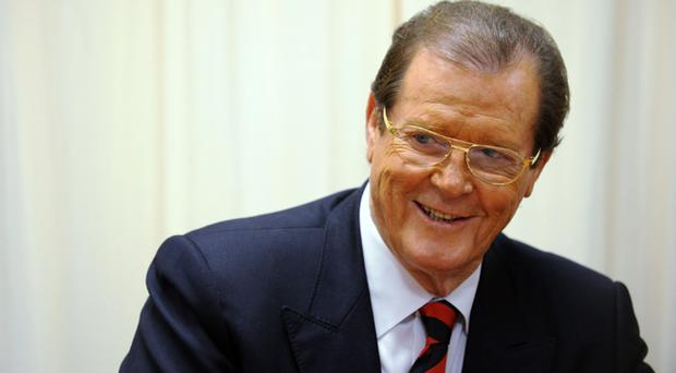 Sir Roger Moore has agreed to be the patron of the New Era Academy