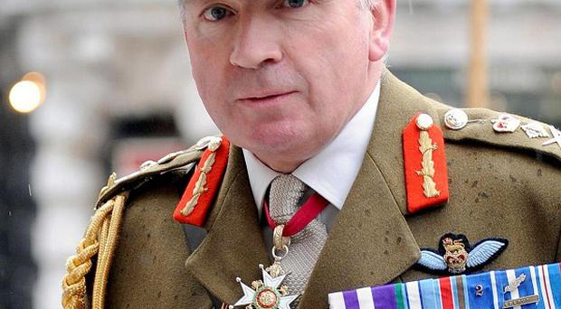 Former Army chief General Sir Richard Dannatt urges more pressure on Taliban