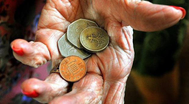 Britons have an average of 20 pounds lying around the house in loose change