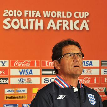 Fabio Capello is facing an uncertain future following England's humiliating World Cup exit