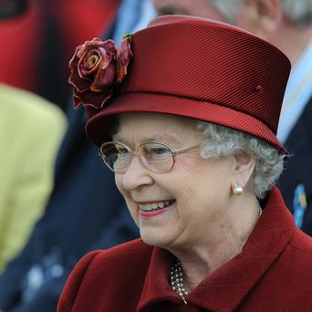 The Queen is visiting Canada to celebrate the country's achievements