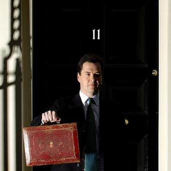 Trade unionists have urged Northern Ireland MPs to vote against George Osborne's Budget at Westminster