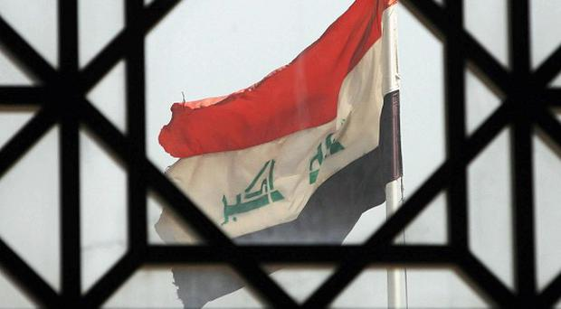 Five people have been killed in a series of attacks in Baghdad