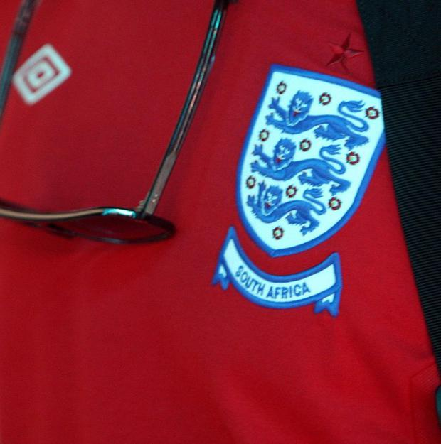 England players had clothing stolen from their hotel