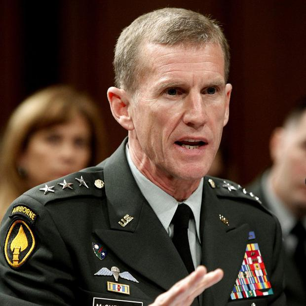 General Stanley McChrystal, who was sacked earlier as the US commander in Afghanistan, has announced he will retire from the armed forces