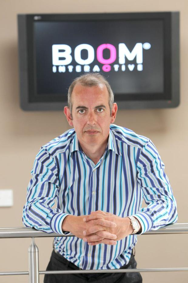 Alan Boyd, a director at BOOM, believes the internet should generate revenues