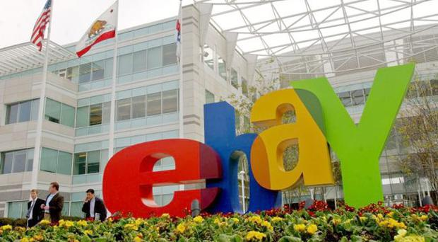 Bright future: eBay believes its acquisition of RedLazer will lead to more sales at their auction site