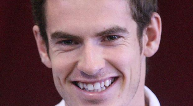 Tennis player Andy Murray is preparing for his Wimbledon quarter-final match with hopes high for the Scot
