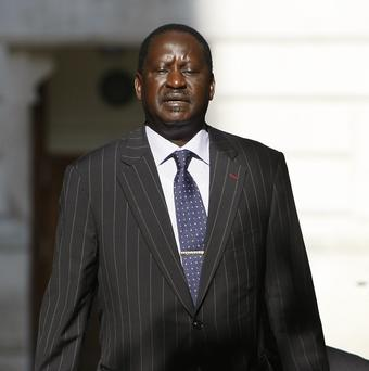 Kenyan prime minister Raila Odinga is in a stable condition after undergoing surgery to relieve pressure on his brain