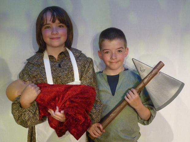 Bangor twins Sarah and Callum McLaughlin begin filming for the BBC shortly