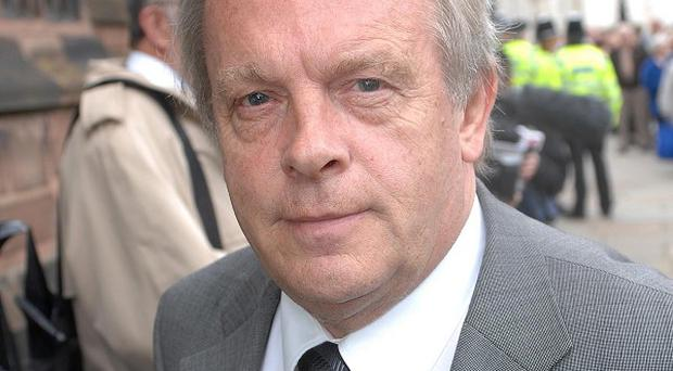 Gordon Taylor, who earned 856,007 pounds, has been topped the TaxPayers' Alliance's 'Trade Union Rich List'