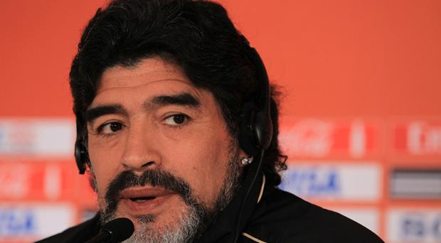 Argentina boss Diego Maradona has been compelling viewing during the World Cup in South Africa