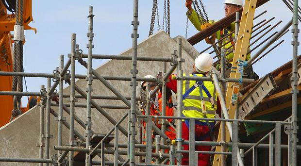 A pay deal for construction workers could be under threat