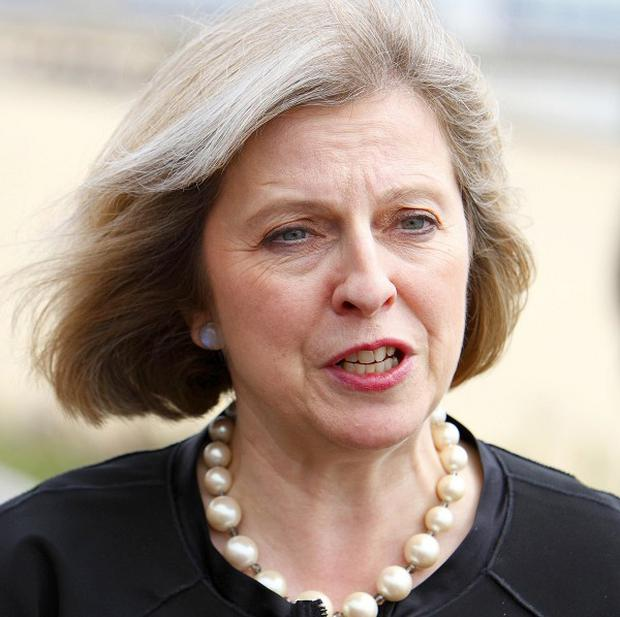 Home Secretary and Minister for Equality Theresa May said the Equality Act would go ahead as planned