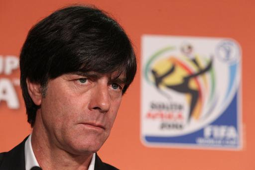 Joachim Low's Germany will face Spain in the World Cup semi-final