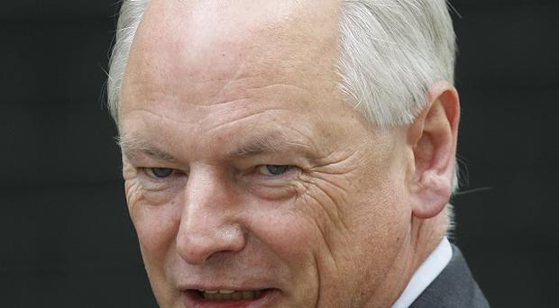 Cabinet Office minister Francis Maude is due to speak to civil servants about cuts, including a possible end to 'golden goodbye' pay-offs