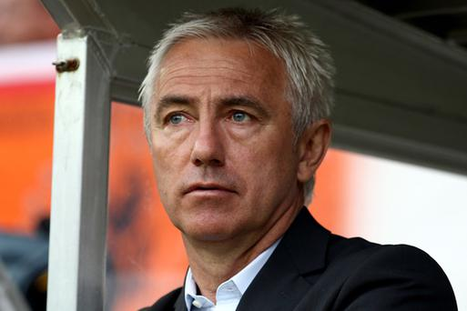 Holland manager Bert van Marwijk has managed to keep the Dutch squad united