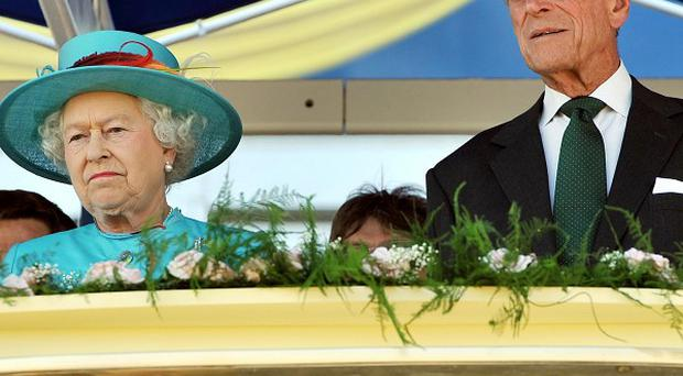 The Queen and the Duke of Edinburgh are on an official royal visit to Canada