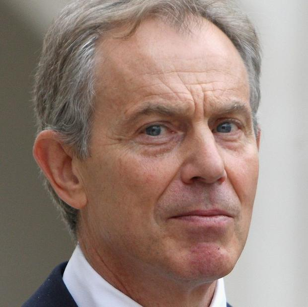 Tony Blair welcomed Israel's easing of the blockade of Hamas-ruled Gaza
