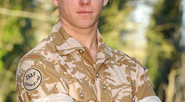 Royal Marine Richard Hollington was the 300th member of British forces to die in the Afghan conflict