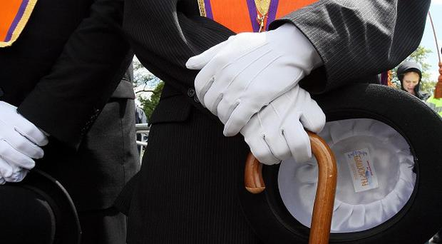 The Orange Order remains a purely cultural organisation, a leading Orangeman has insisted