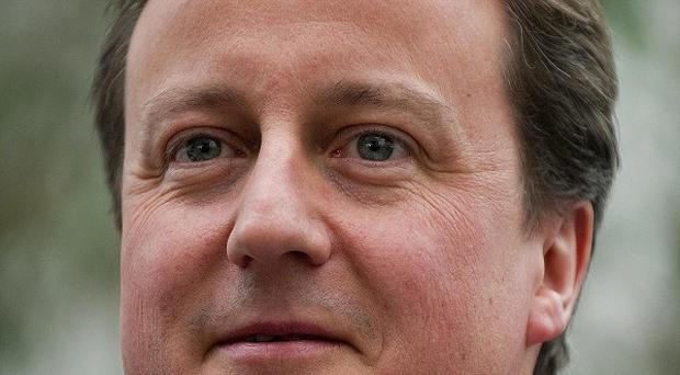 Prime Minister David Cameron is promising to get tough with Government departments