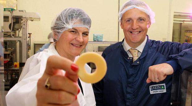 Family run Comber firm TG Eakin is investing in two new research and development projects
