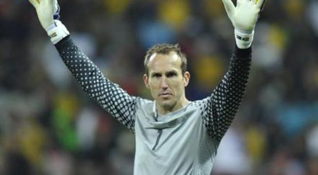 <b>Mark Schwarzer</b><br/> Manuel Almunia is widely regarded to be below the standard needed at the very top level. While he has the ability to produce some amazing performances (Barcelona in the Champions League for example), he is too often culpable for sloppy goals. Wenger has been on the look out for a keeper for some time and while Gianluigi Buffon was rumoured to be joining the Gunners, his injury appears to have ruled that out. A more realistic choice is Fulham's Mark Schwarzer, who since joining the Cottagers has been consistent and easily among the top keepers in the league.