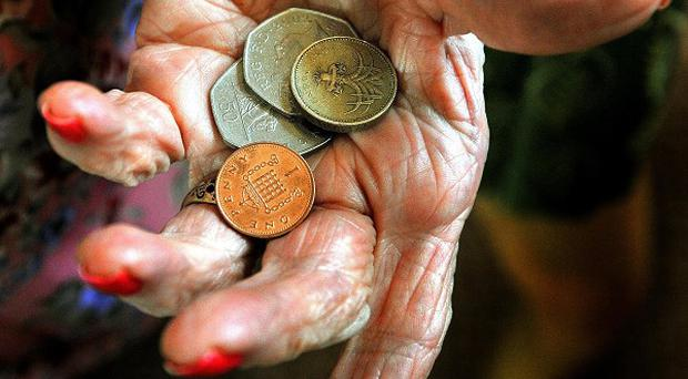 Millions of people with private-sector pensions face lower payouts