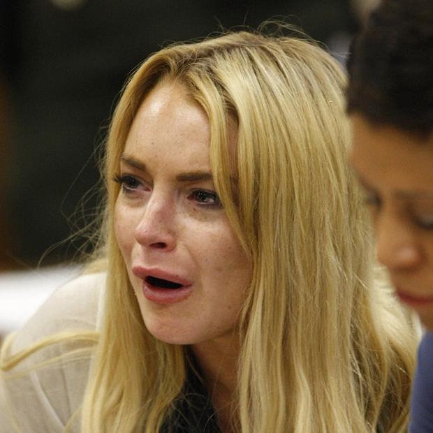 Lindsay Lohan's lawyer has resigned from the case
