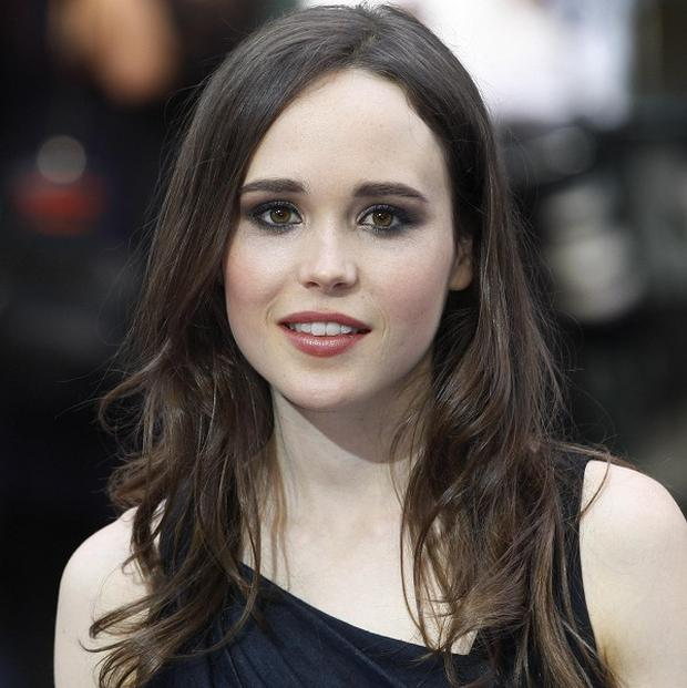 Ellen Page said shooting Inception was a dream